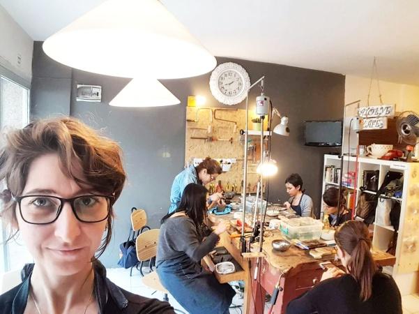 Işıltan Irmak - takı tasarım - takı dersi - takı kursu- hobi - izmir hobi - atölyemiz canımız (26)