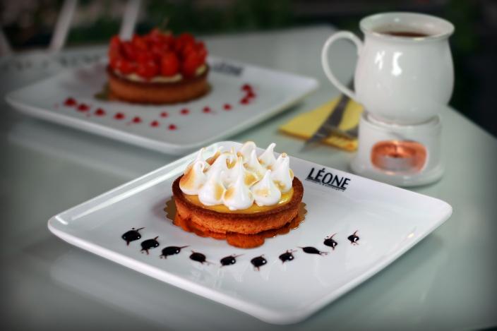 Leone Patisserie & Boulangerie reklam çekimleri